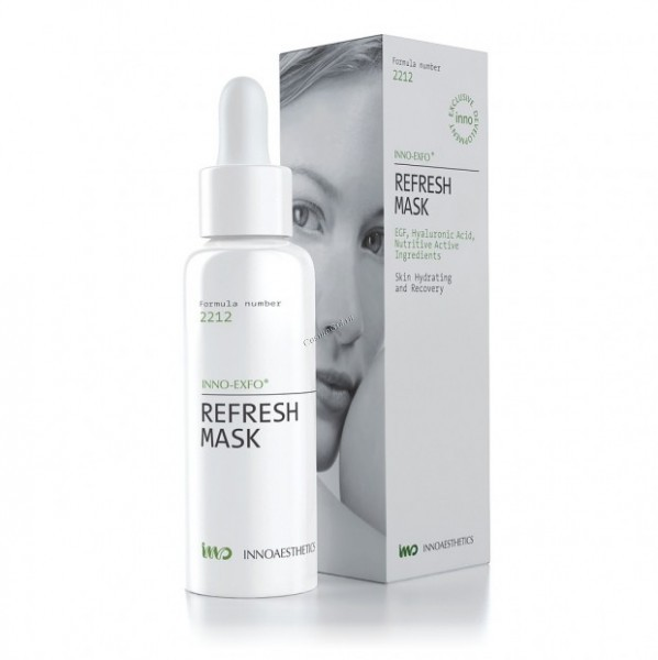 INNO-DERMA REFRESH MASK Освежающая маска для лица, 50 мл