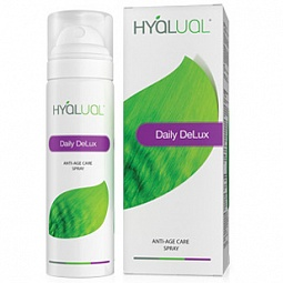 Hyalual Daily DeLux  спрей 150,0 мл
