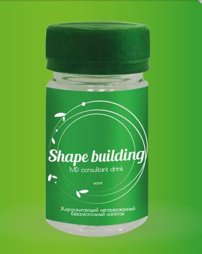 MD consultant drink Shape building